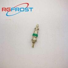 50 шт. 5V1 hnbr r12 r134a высокое Давление Клапан автомобиль/c шины основных холодильного шин Клапан ядер стволовых медь иглы