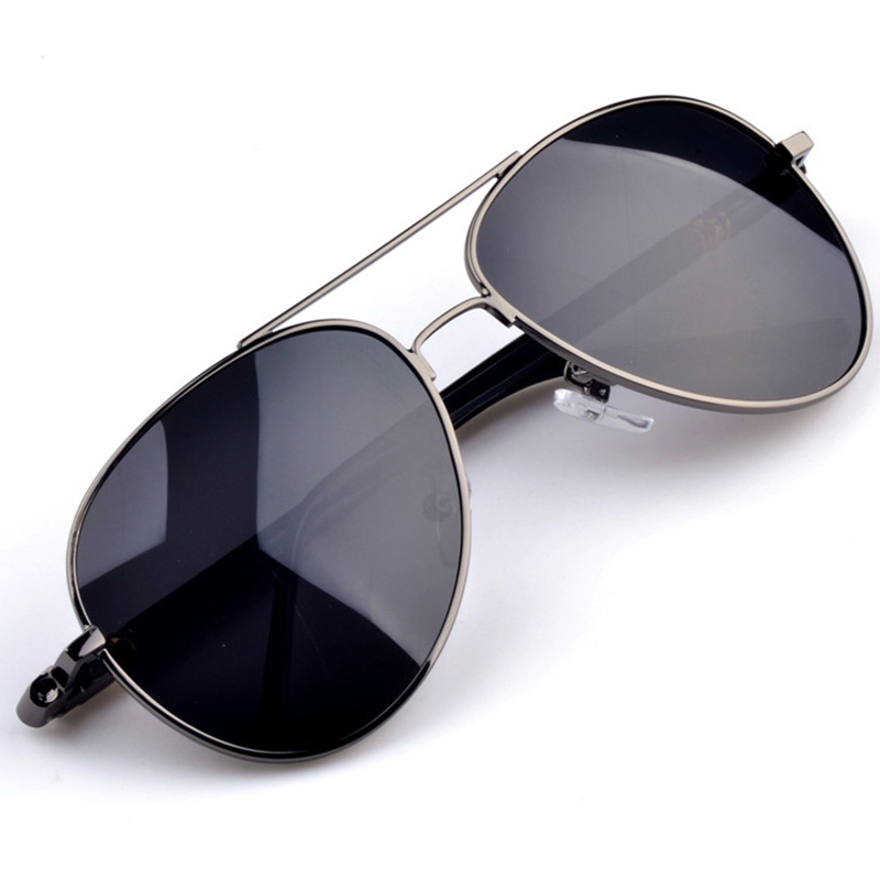 b05f90994c0 Details of Sunshining Glasses Round Metal Sunglass Clout Goggles Polaroid  Sunglasses Women High Quality Shades For Men Brand Designer click image.