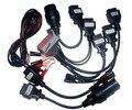 8 шт. за комплект автомобиля кабель для TCS cdp pro plus по сообщению cn кабели автомобиля для multidiag pro и ничего себе snooper