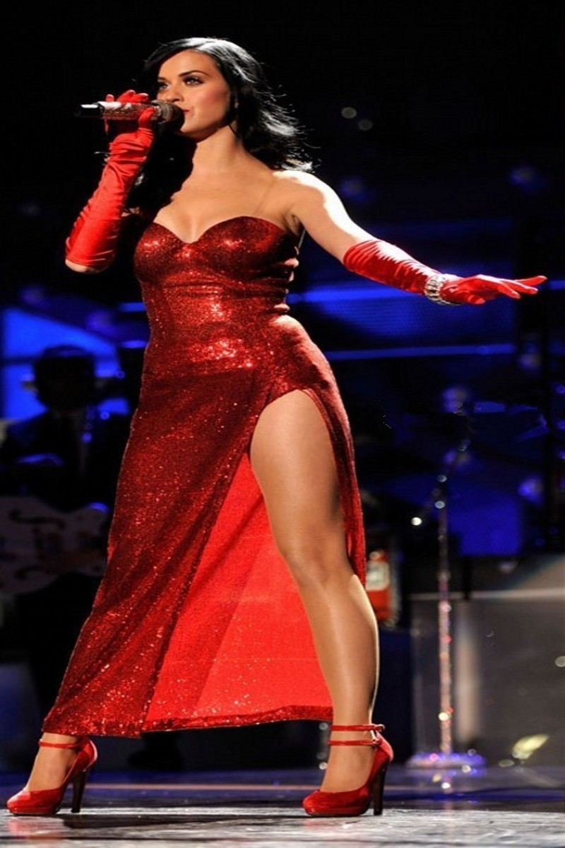 Online Buy Wholesale jessica rabbit red dress from China jessica ...