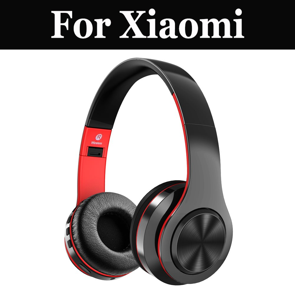 Wireless Headphones Stereo Wireless Headset with Mic For <font><b>Xiaomi</b></font> <font><b>Redmi</b></font> 3 3 Pro 3S 3X 4 4A <font><b>4X</b></font> 5 5 Plus 5A 6 6 Pro 6A <font><b>Note</b></font> 3 Pro image