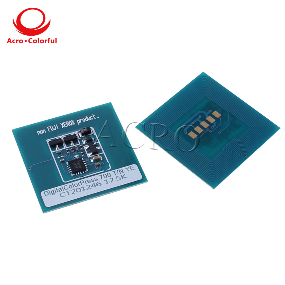 013R00655 013R00656 reset Drum chip for Xerox Digital Color Press 700 700i laser Printer copier toner cartridge in Cartridge Chip from Computer Office