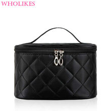 Women Cosmetic Bag Beautician Beauty Makeup Bag Multifunction  High Quality Travel Makeup Bag Organization