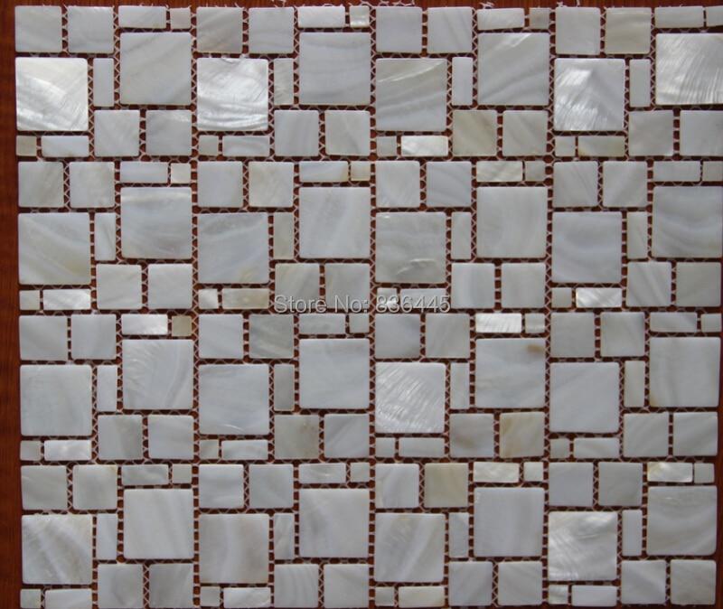fabrik verkauf shell mosaik fliesen perlmutt fliesen badezimmer kche backsplash hintergrund wand mosaiken fliesen pure - Mosaik Flie
