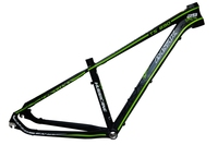 Mountain Bike Frame PASAK TS890 Aluminum Alloy Pasak 29 Inch Mountain Bicycle Frame HURRICANE Hurricane Ultra