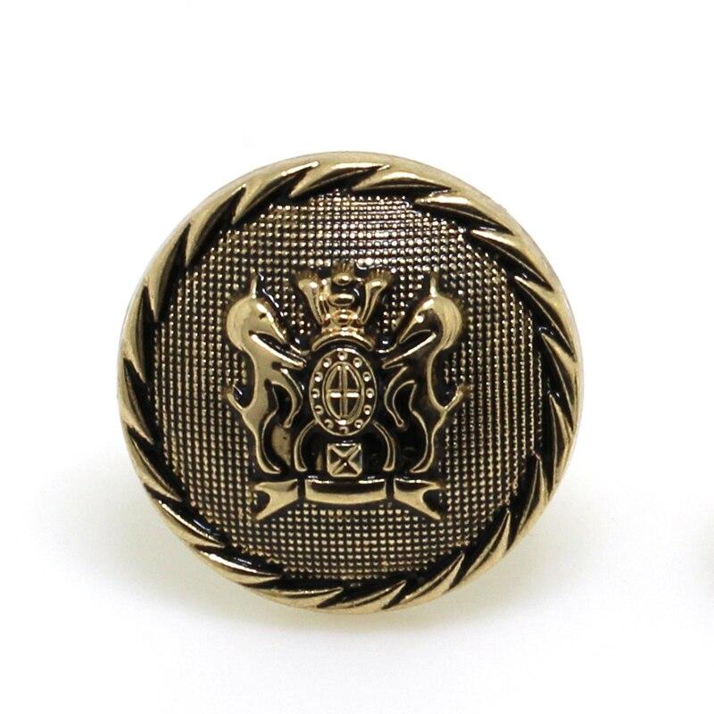 10 les boutons en métal sculpté gunmetal fleur design 18mm gratuit uk envoi