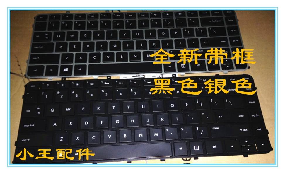 FOR HP Ultrabooks Envy4-1220tx Envy4-1024tx Envy4-1008tx frame laptop keyboard