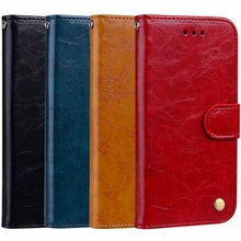 hot deal buy luxury retro leather case for xiaomi redmi 4a card stand pu wallet case for redmi 4x leather flip wallet cover case