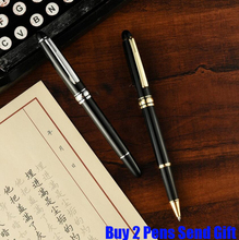 Free Shipping Hot Selling Brand 163 Metal Ballpoint Pen Luxury Fashoin Design Signature Writing Pen Buy 2 Pens Send Gift free shipping hot selling sonnet luxury business ballpoint pen good quality metal signature pen buy 2 pens send gift