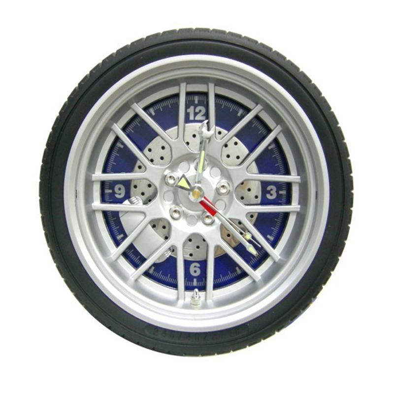 Creative Car Tires Wall Clock Living Room Bedroom Wall Clock Auto Quartz  Watches Office Wall Clock In Wall Clocks From Home U0026 Garden On  Aliexpress.com ...