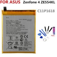 C11P1618 battery FOR ASUS Zenfone 4 ZE554KL 3250mAh lithium battery li-ion polymer battery High capacit