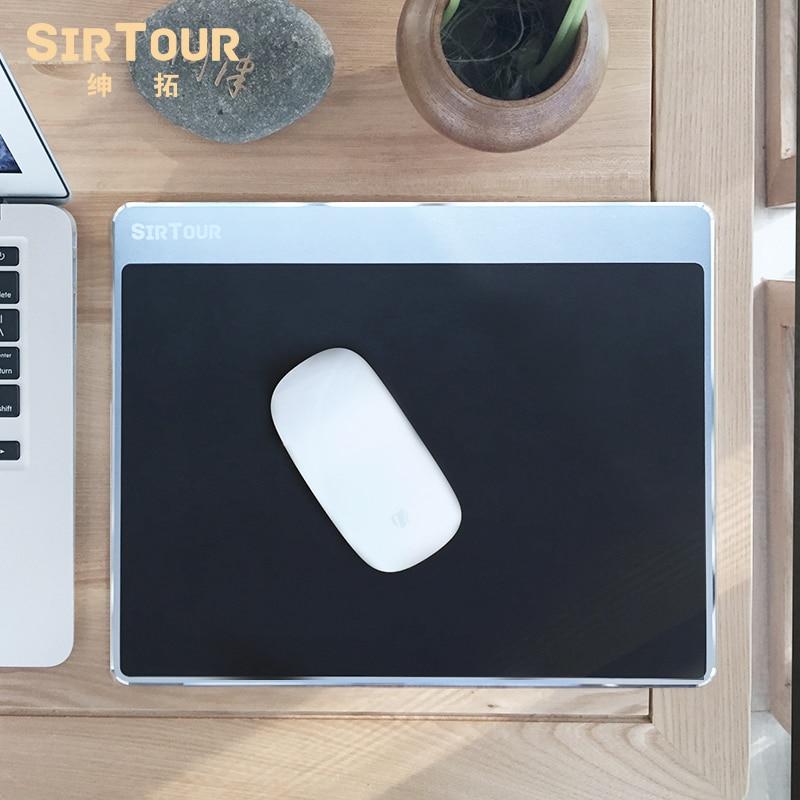 SirTour aluminiumlegering Hars Gaming Hard Metaal Materiaal Gepersonaliseerd Duurzaam Muismat Mat Comfort Muizen Pads