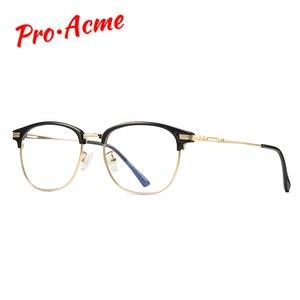 Image 2 - פרו פסגת TR90 כחול אור חסימת משקפיים/כחול אור משקפיים נשים/מחשב גיימר משקפיים/אנטי קרינה מסך משקפיים PB1207