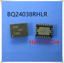 NEW 10PCS/LOT BQ24038RHLR BQ24038RHLT BQ24038 MARKING BOW QFN-20  IC