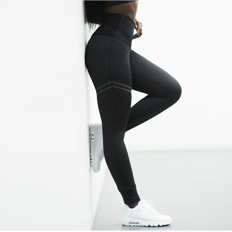 CHRLEISURE Push Up Women Legging Solid Color High Waist Outdoor Leggings Fitness Feminina Polyester Sexy Leggings