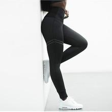 CHRLEISURE Push Up Women Legging Solid Color High Waist Outdoor Leggings Fitness Feminina Polyester Sexy Leggings