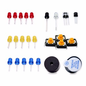 Image 4 - Free shipping Super Mega 2560 Starter Kit for Arduino 1602LCD RFID Relay Motor Buzzer