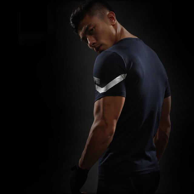New Comic Superhero Compression Shirt Captain America Iron man Fit Tight G ym Bodybuilding T Shirt
