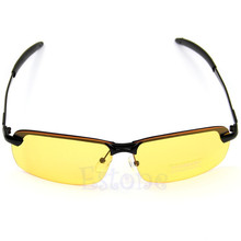 Hot Sale men s car drivers night vision goggles anti glare polarizer sunglasses Polarized Driving Glasses