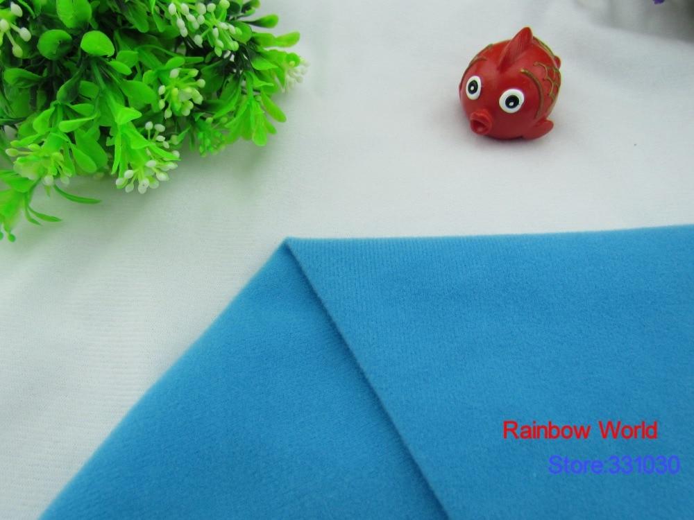 9211 # blau farbe schleife fleece stoff kann durch magic tape / diy - Kunst, Handwerk und Nähen - Foto 1