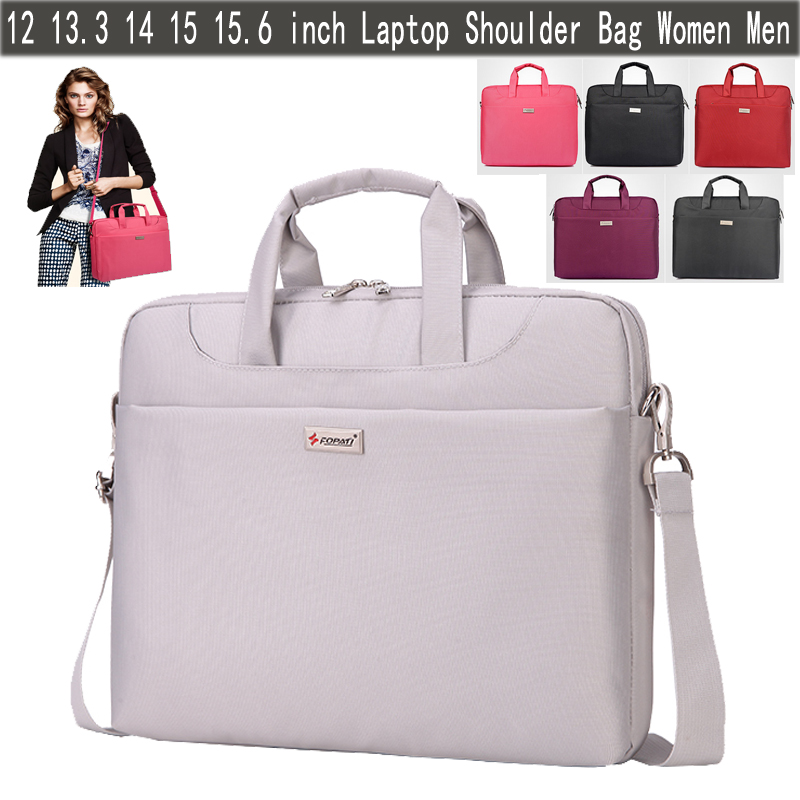 Waterproof Messenger Bag >> 12 13.3 14 15 15.6 inch Laptop Bag Women Men Notebook Bag Shoulder Messenger Waterproof Computer ...