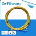 1pcs LC to SC Fiber Optical Patch cord,Duplex,SM,9/125,3mts, single mode PVC fiber cable