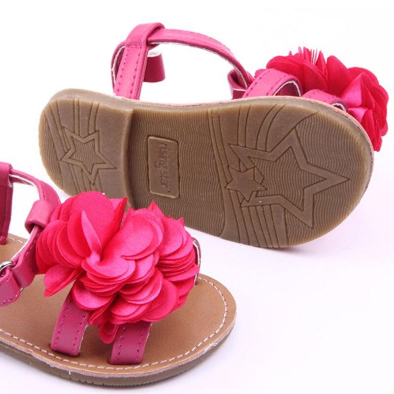 Toddler white sandals