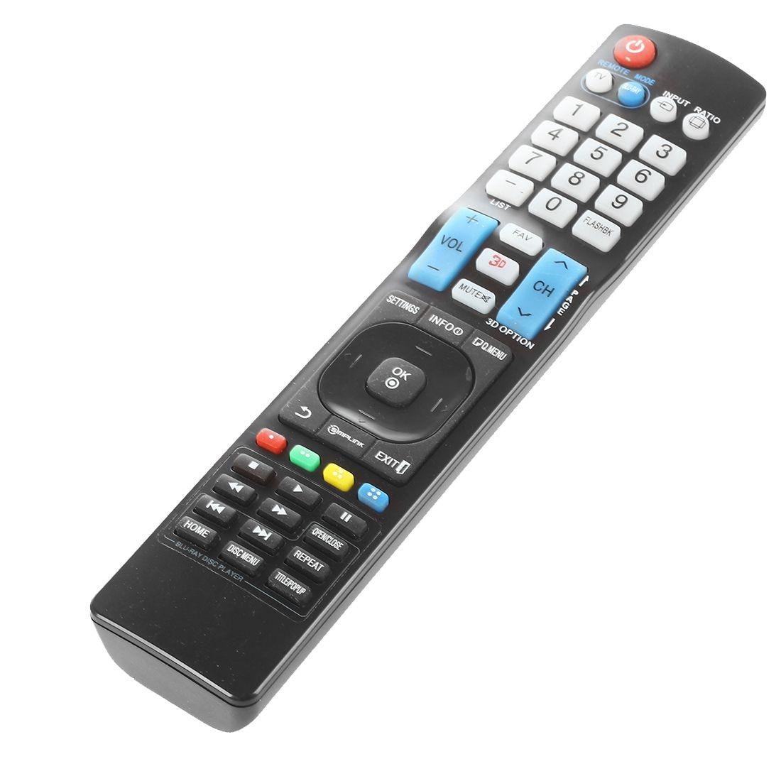 Практичный-новый для LG ТВ Blu-Ray DVD проигрыватели Universal Remote Программирование не требуется
