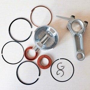 Image 4 - 68mm pierścienie tłokowe uszczelka olejowa korbowód Replacemet zestaw do Hondy GX160 GX200 168F 2kw 2.5KW Generator benzynowy silnik
