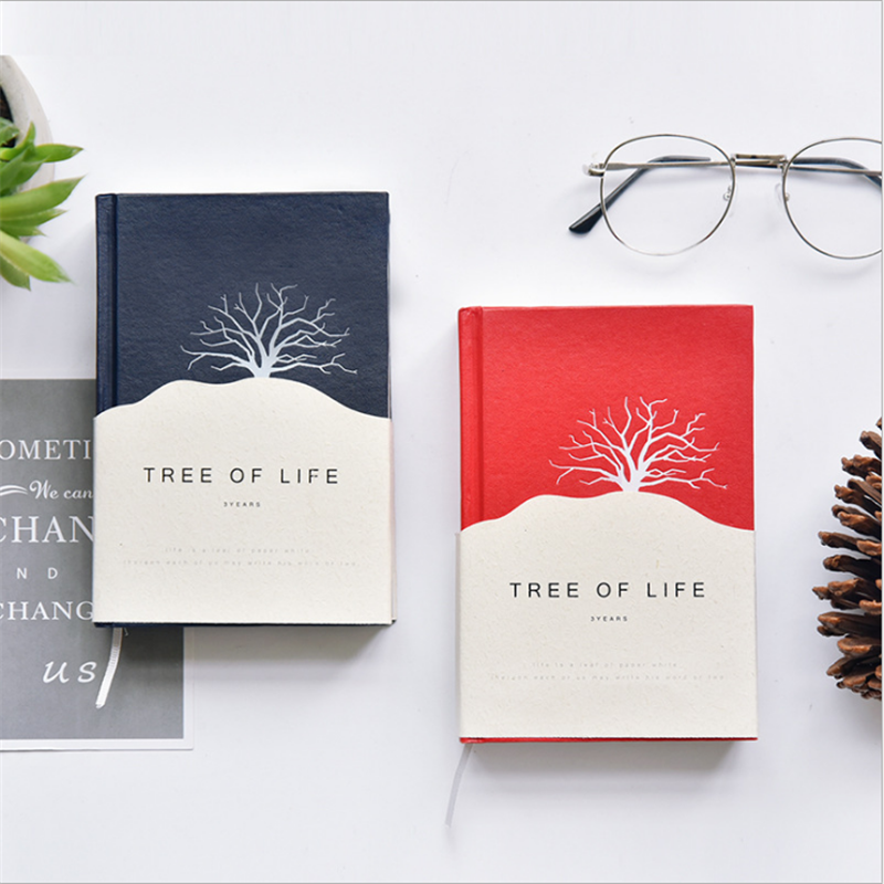Trochilus tree of life notebook cutekawaii notepad agenda daily planner Creative office school stationery supplies gift for girl rights of the game notebook gift diary note book agenda planner material escolar caderno office stationery supplies gt105