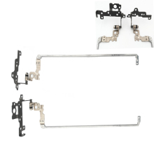 New Laptop Hinge for HP pavilion 15-P 15-K series For Touch Screen Models Notebook Left+Right LCD Screen Hinges цены