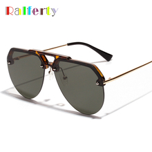 Ralferty Pilot Sunglasses Women Men 2019 Designer Sun Glasse