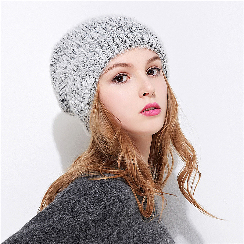 eafacab204e062 Xthree winter knit cap beanie hat for women Double deck warm Hat Female  spring Women Gravity Falls Cap-in Skullies & Beanies from Women's Clothing  ...