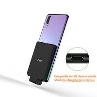 4500mAh Ultra thin Power bank Case For Huawei P20 Pro P10 Mate 10 Nova 3 Type C Portable External Backup Battery Charger Case