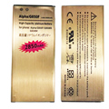 High Capacity 2850mAh Gold Li-ion Replacement Battery For Galaxy Alpha / G850F / G8508S / G8509V