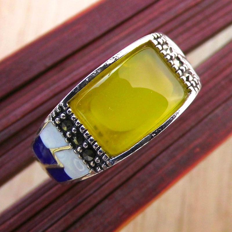 Thai Garnet Ring