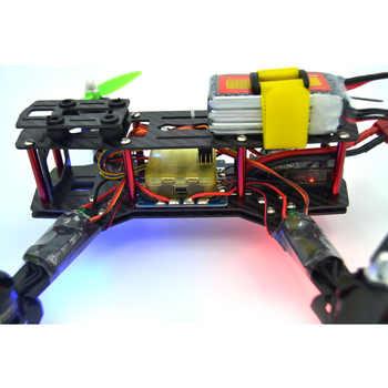 Qav 250 drone professional fpv quadcopter Frame dron quad copter droni remote control diy drohne com led micro quadrocopter