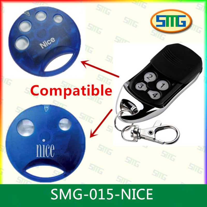 Приятно smilo sm2 SM4 Замена Дистанционное управление гаражные ворота 433.92 мГц плавающий код