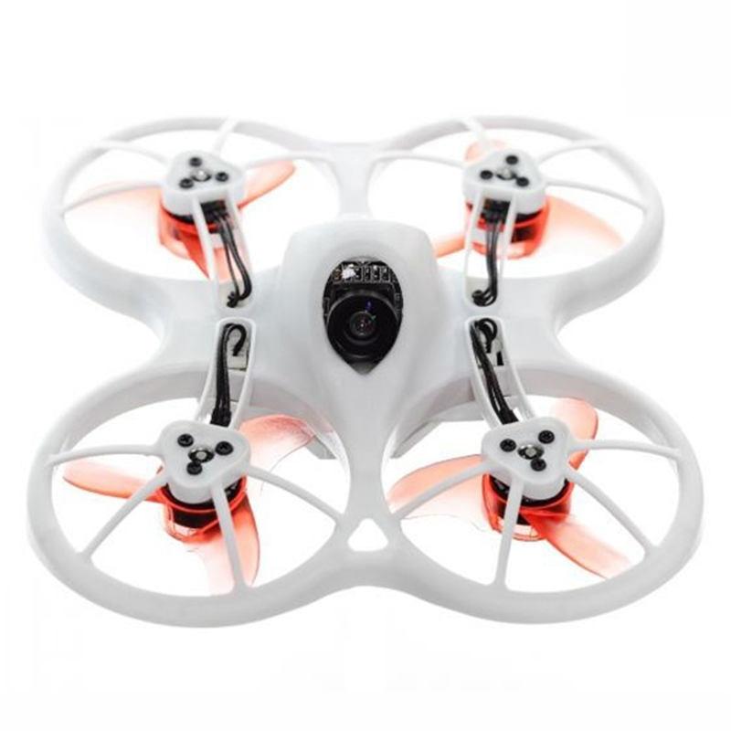 Emax Tinyhawk interior FPV Racing Drone F4 4in1 3A 15000KV 37CH 25 mW 600TVL VTX 1 S BNF/RTF con Frsky controlador remoto