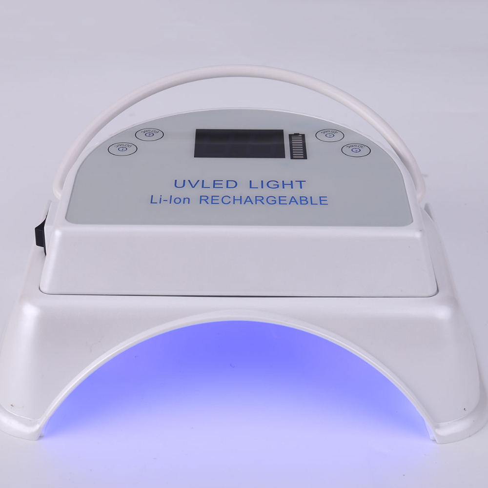 Professional 64W Phototherapy Machine LED Nail Lamp Dryer UV  Lamp With Lithium Battery Nail Art EquipmentProfessional 64W Phototherapy Machine LED Nail Lamp Dryer UV  Lamp With Lithium Battery Nail Art Equipment