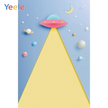 Yeele Birthday Party Photocall Planets Customized Photography Backdrops Personalized Photographic Backgrounds For Photo Studio