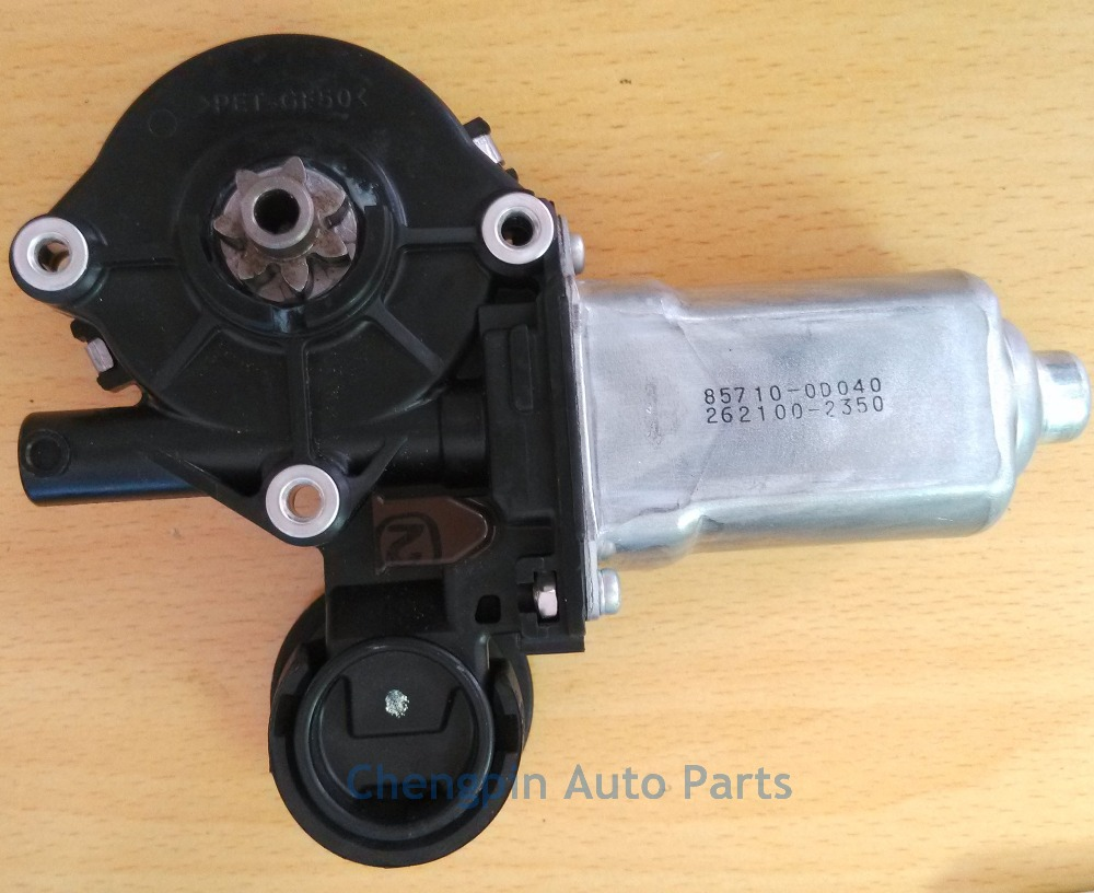 Auto Parts POWER WINDOW REGULATOR MOTOR ASSY LH OEM# 85710-0D040 Y For TOYOTA SOLUNA VIOS AXP4*,NCP4*,SCP4* For Wholesale&Retail window regulator motor for toyota camry window lifter motor 85720 33120
