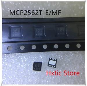 NEW 10PCS/LOT MCP2562T-E/MF MCP2562-E/MF MCP2562 SON-8 IC