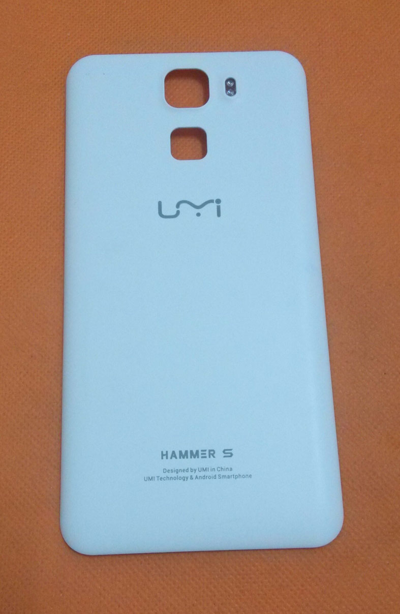 Original Protective Battery Case Cover for UMI HAMMER S 4G LTE MTK6735 Quad Core 5.5 HD 1280x720 Free shipping