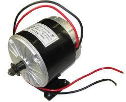 350w Dc 36v high speed brush motor brush motor for electric tricycle Electric Scooter motor MY1016