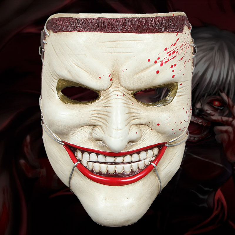 halloween props collectors edition movie themed horror premium resin mask villain death home mask - Premium Halloween Masks