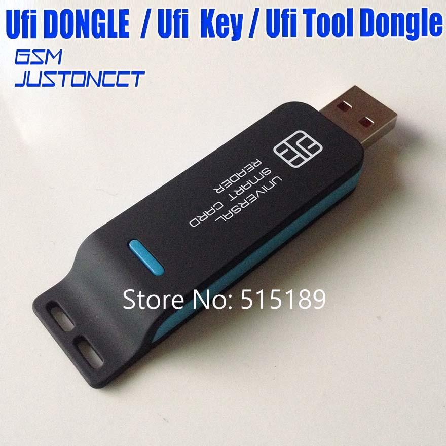 Le plus nouveau Dongle original d'ufi/outil d'ufi dongle/travail principal d'ufi avec la boîte d'ufi livraison gratuite