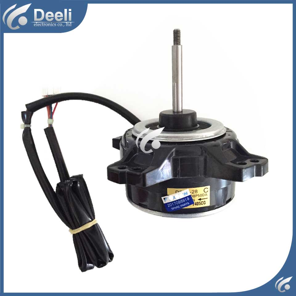 UPS / EMS 99% new good working for inverter air conditioner outdoor machine motor D23C-28 RXD25DAV2C dhl ems new a1ncpup21 a1ncpu p21 for good quality plc