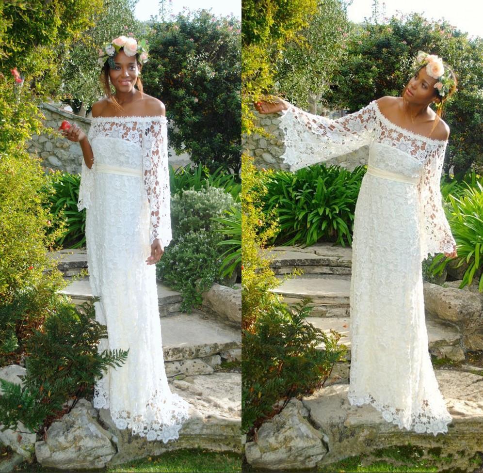 Tight Long Sleeve Wedding Dresses