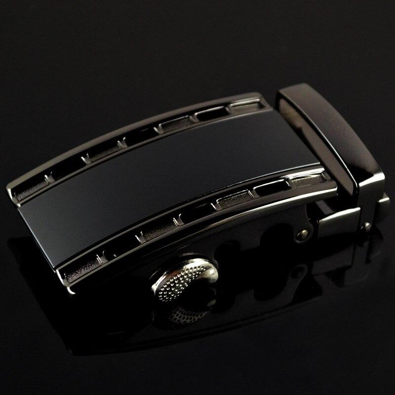 3.5cm Width Designer Belts Buckle For Men Metal Automatic Buckle Cowskin Leather Waist Belt Buckle For Cowhide Belt CE25-0230